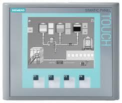 $85 PLC-SIMATIC + PANTALLA TACTIL HMI