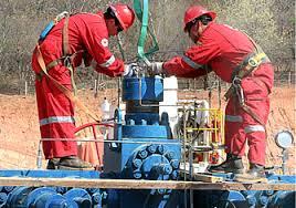pozo petrolero bes