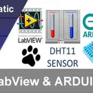 Lab View & Arduino