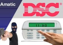 Alarmas DSC
