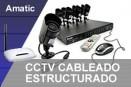 CCTV, DVR, Configuración de Router Wireles, Cableado estructurado, Cámaras IP