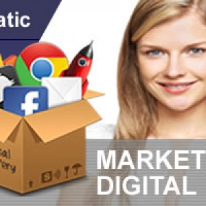 Marketing Digital & Redes Sociales
