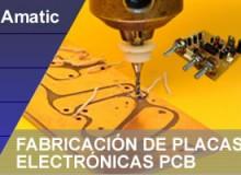 Diseño y Fabricación de Placas Electrónicas PCB
