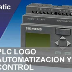 PLC Logo & Controlador de Temperatura PID