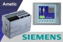 PLC Simatic 1200 Siemens, con Pantalla táctil HMI