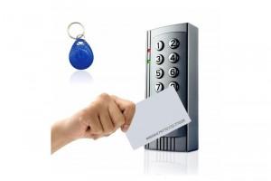 Control de accesos con huella digital